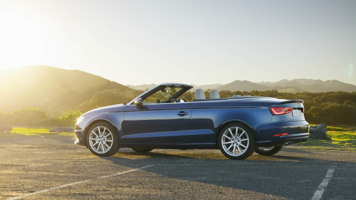 A3 Cabriolet Review 2014 Audi A3 Cabriolet Review Caradvice