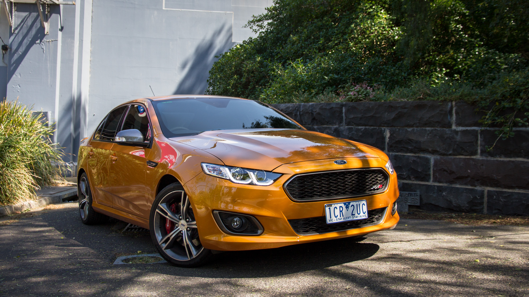 Golf Wallpaper Hd 2015 Ford Falcon Xr8 Review Photos Caradvice