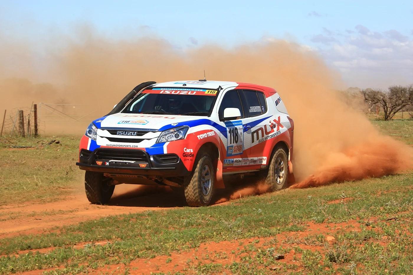 Hd Wallpapers Of New Audi Cars Isuzu Mu X Engineered In Sydney For Dakar Rally In 2015