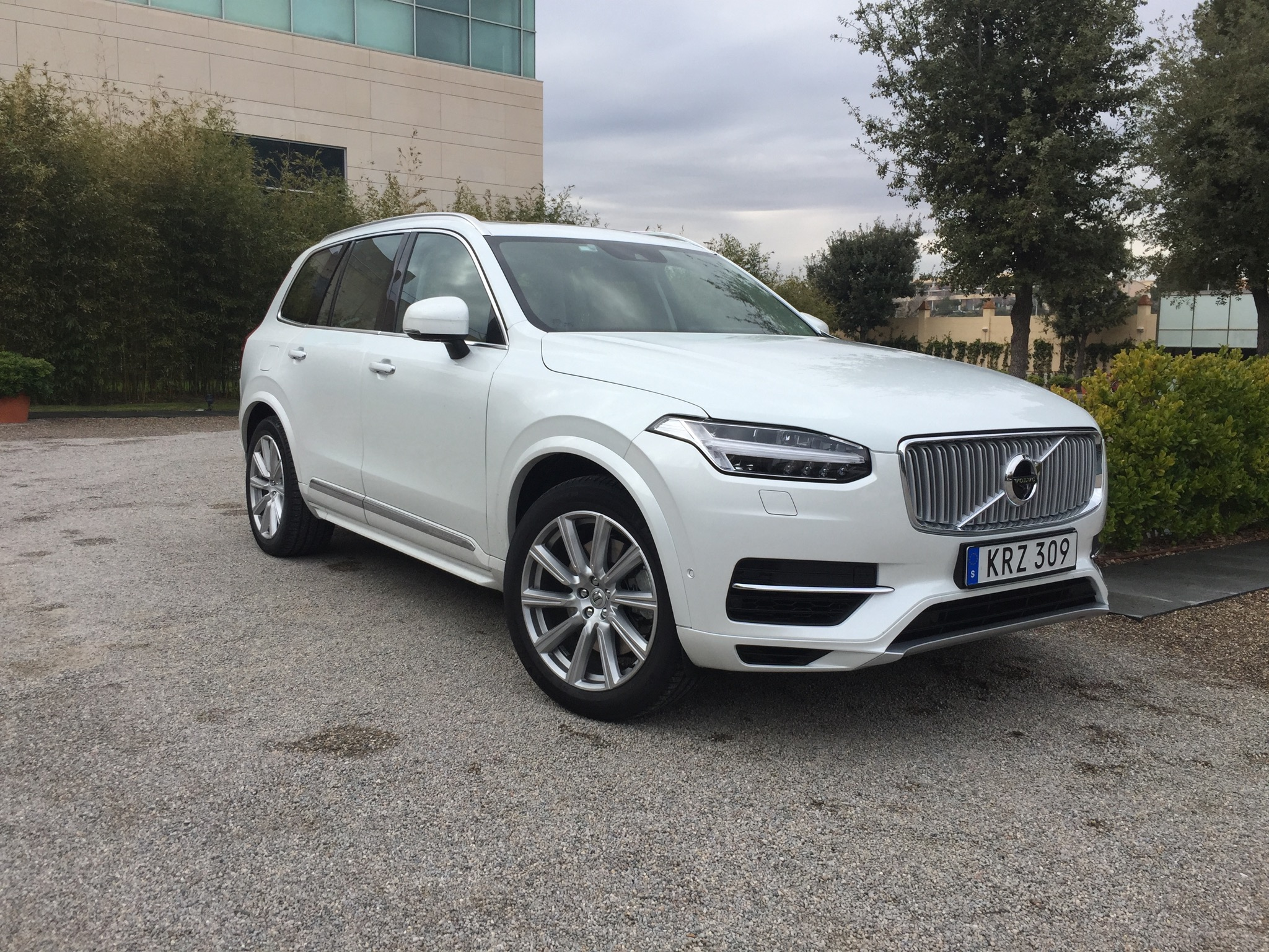 Volvo Car Reviews 2015 Volvo Xc90 Review Photos Caradvice