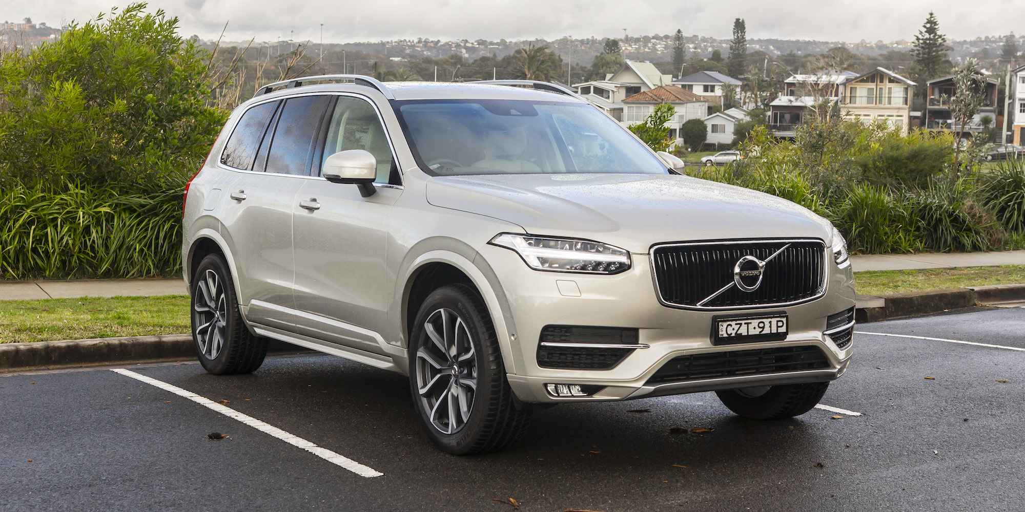 Volvo Car Reviews 2016 Volvo Xc90 D5 Momentum Review Photos Caradvice