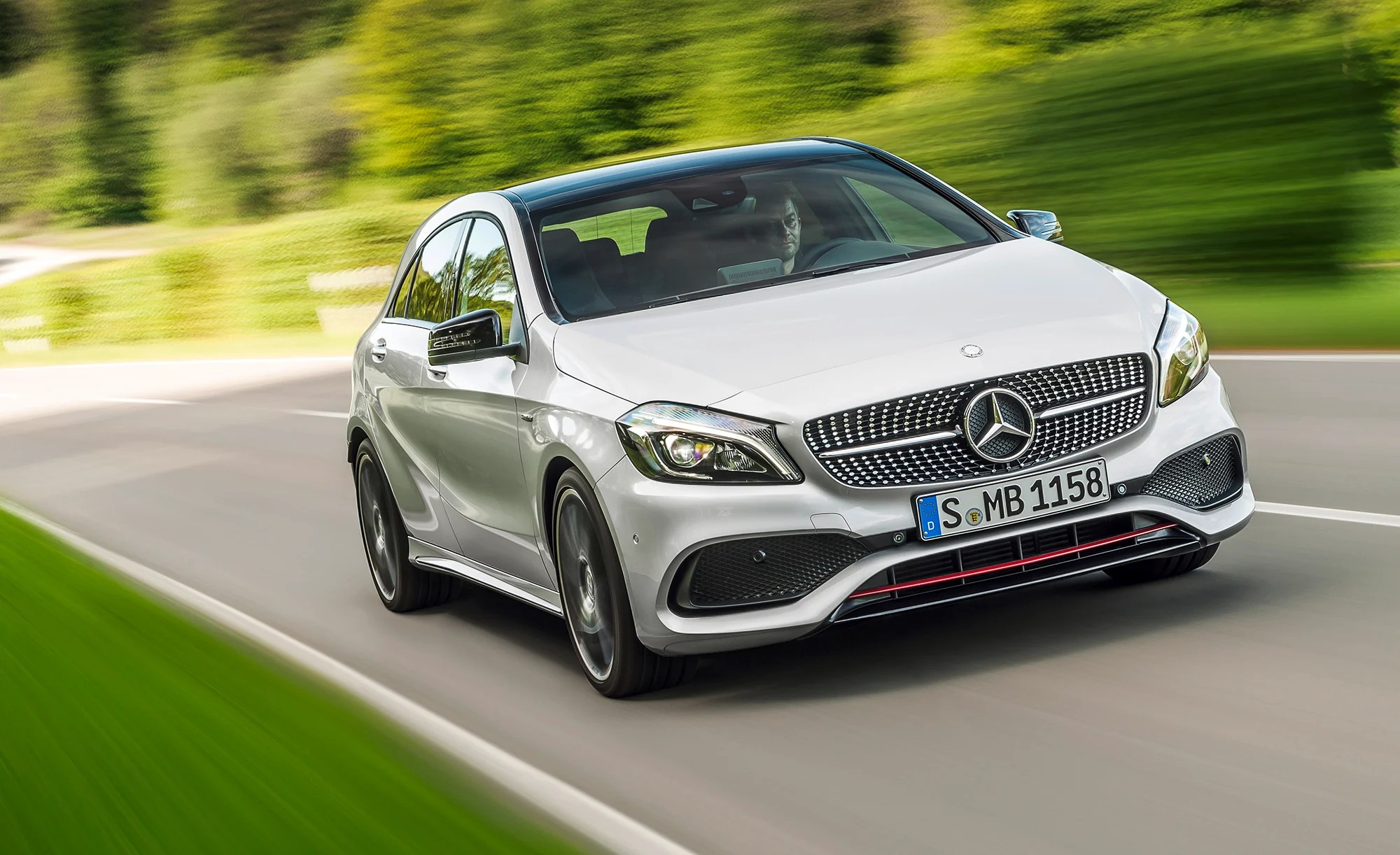 Mercedes Amg A Class 2016 Mercedes Benz A Class Amg A45 Pricing And