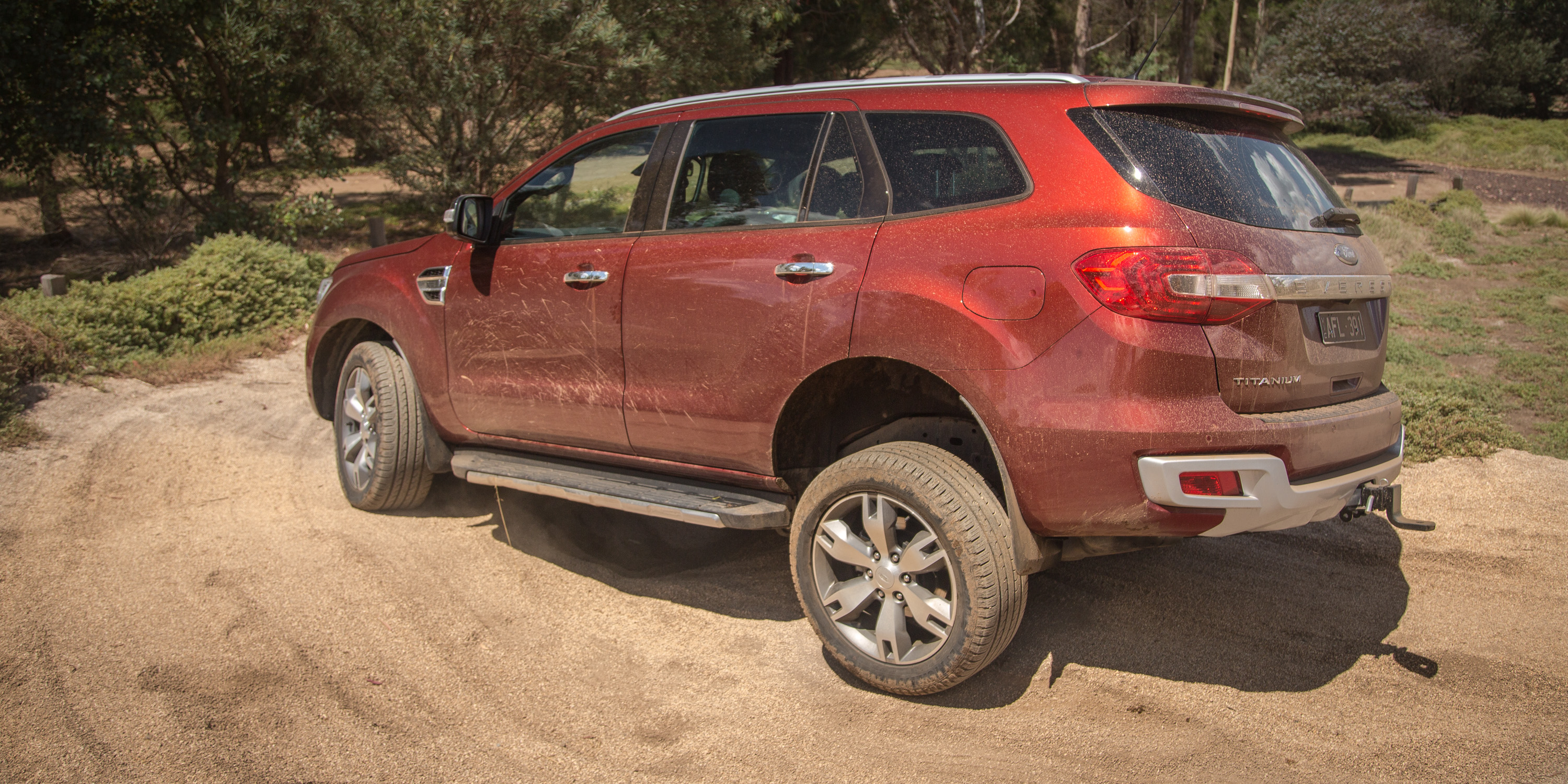 Cars With 4 Wheel Drive Ford Everest Reclassified From Passenger Vehicle To Four
