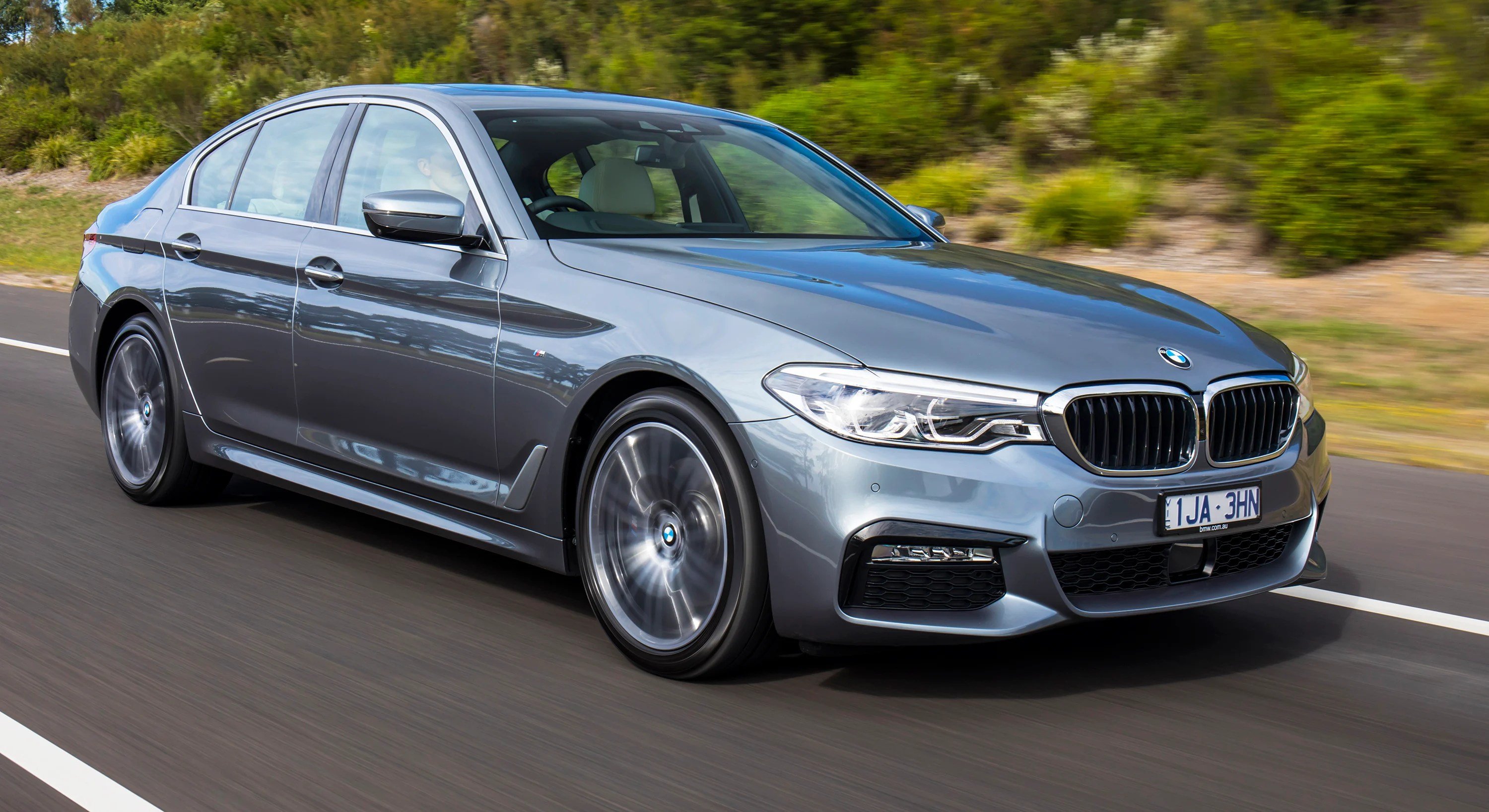 Bmw 5 Serie 2017 Bmw 5 Series Review Caradvice