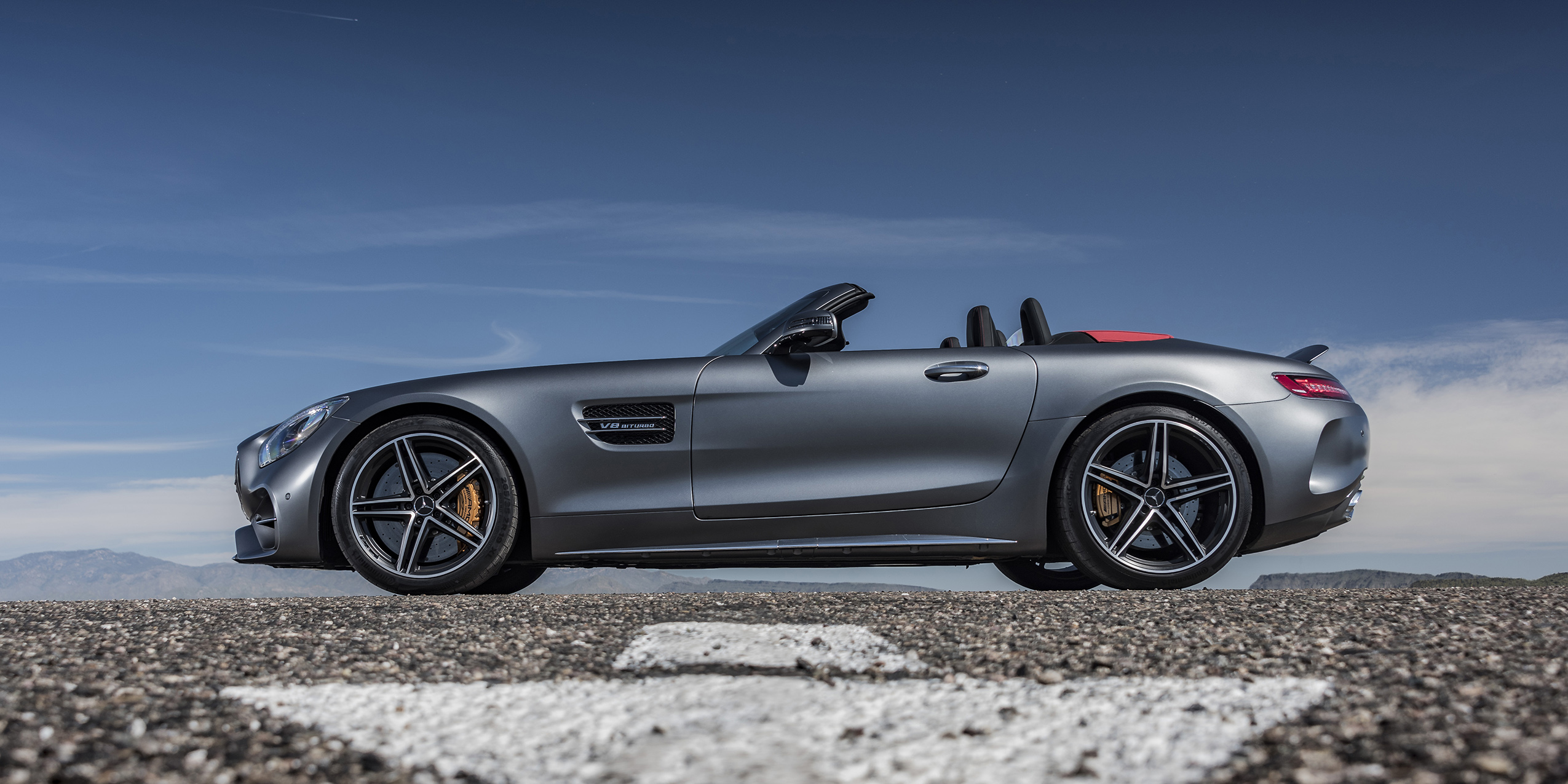 Amg Gt 2017 Mercedes Amg Gt C Roadster Review Caradvice