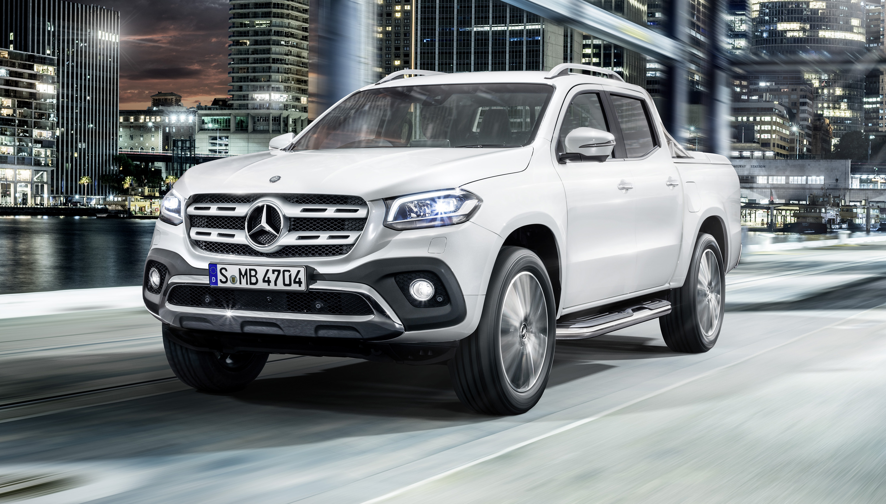 Mb X? S? Mercedes Benz X Class V6 To Tackle Amarok Photos Caradvice
