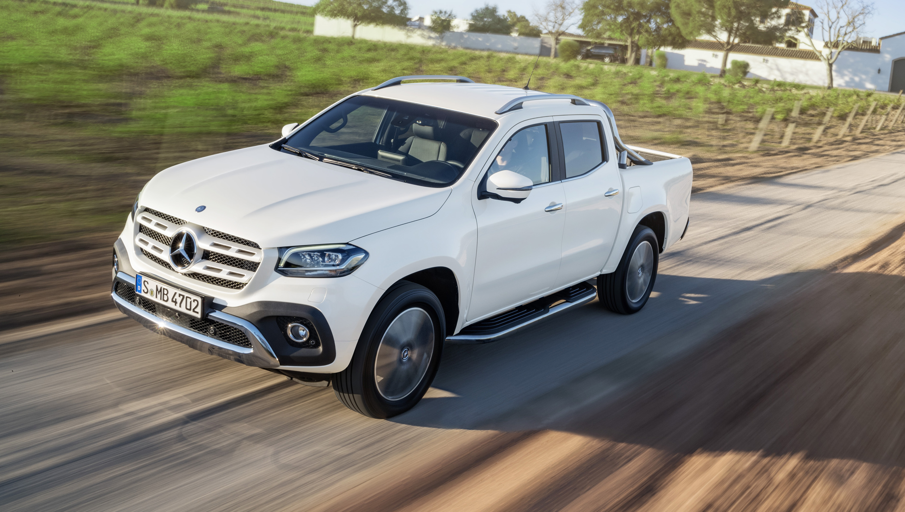Mb X? S? 2018 Mercedes Benz X Class Ride Along Review Caradvice