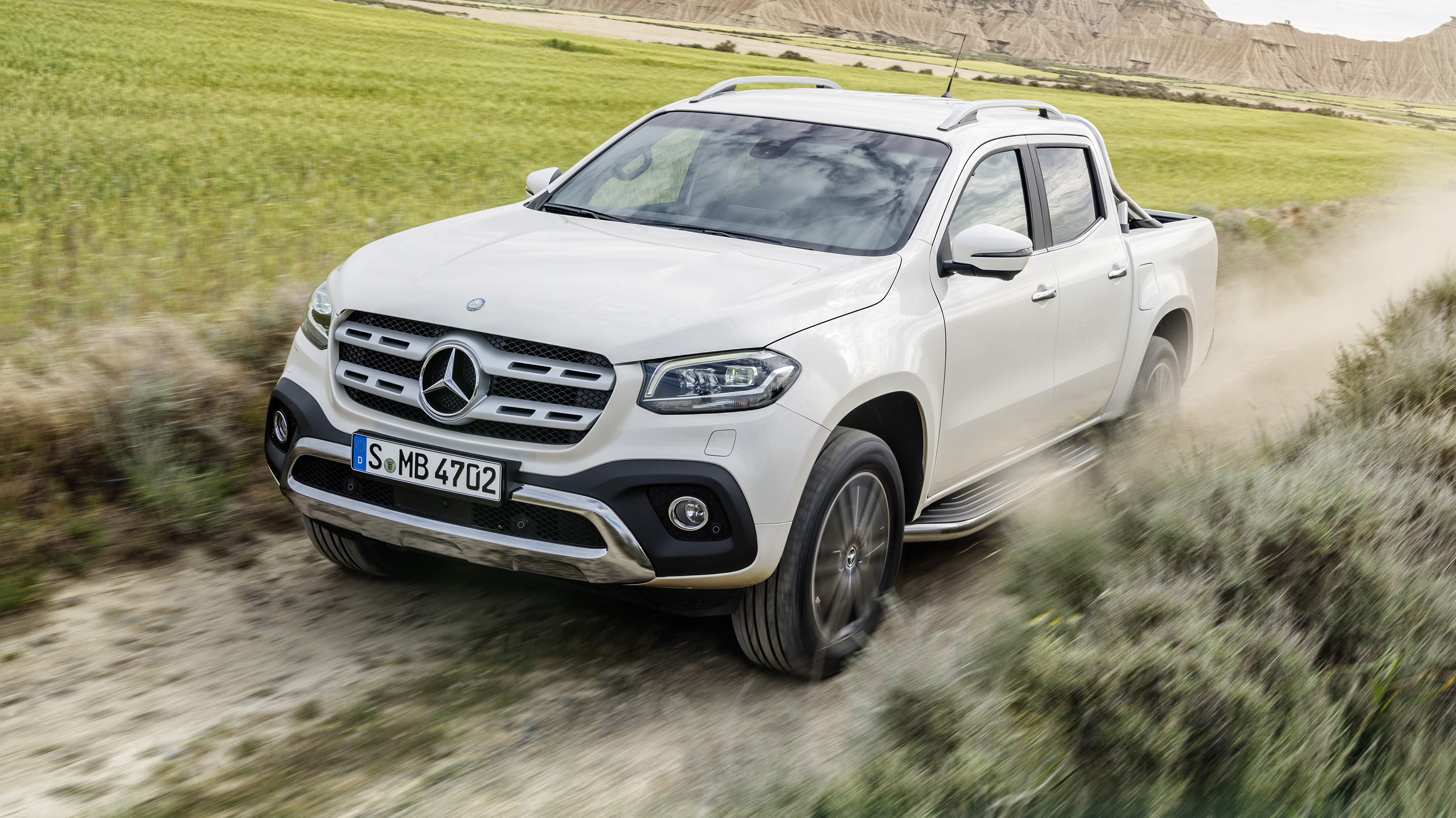 Mb X? S? 2018 Mercedes Benz X Class Ride Along Review Photos