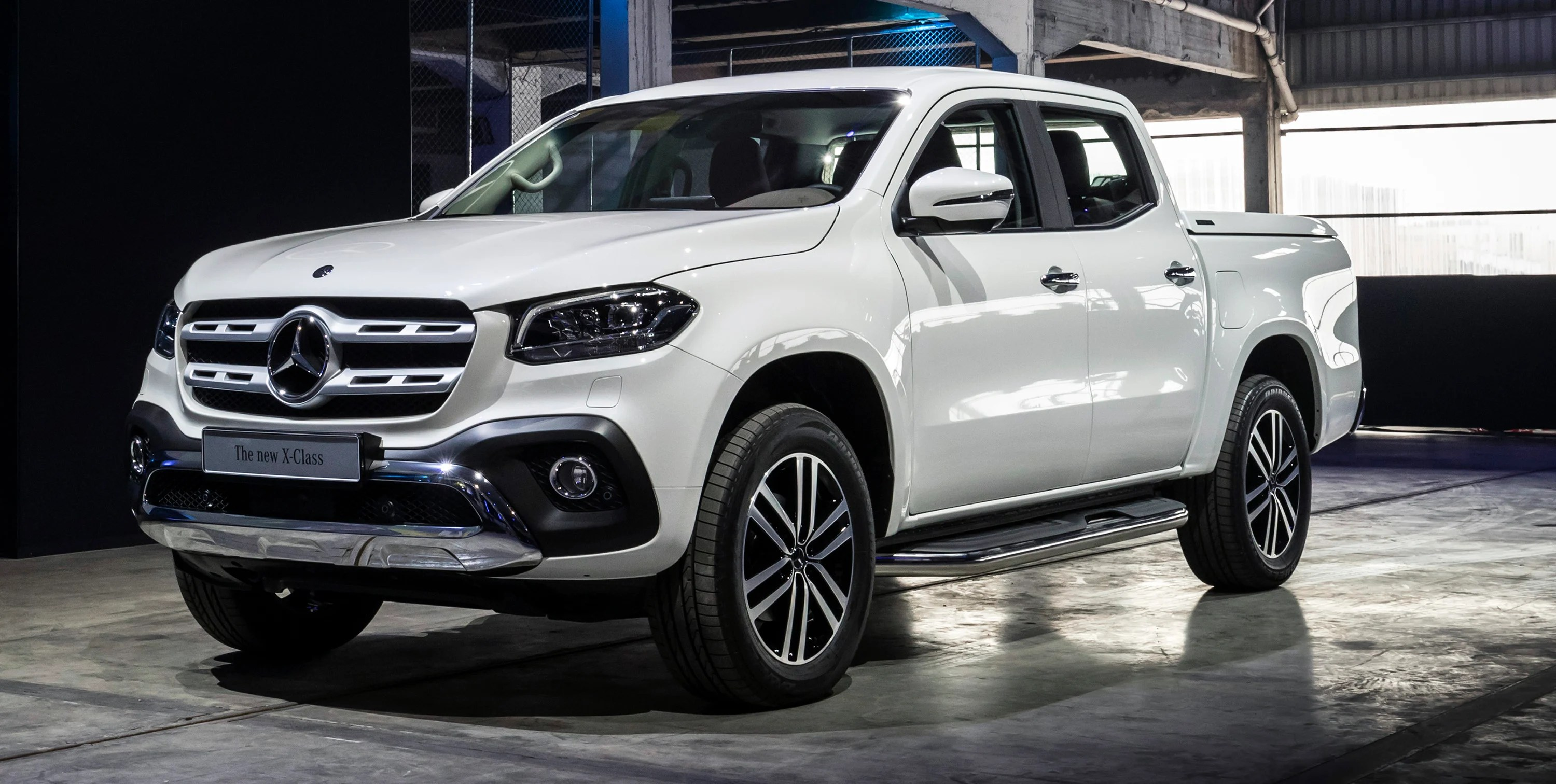 Mb X? S? 2018 Mercedes Benz X Class Revealed Photos