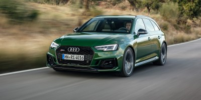 2018 Audi RS4: Initial details revealed - Photos