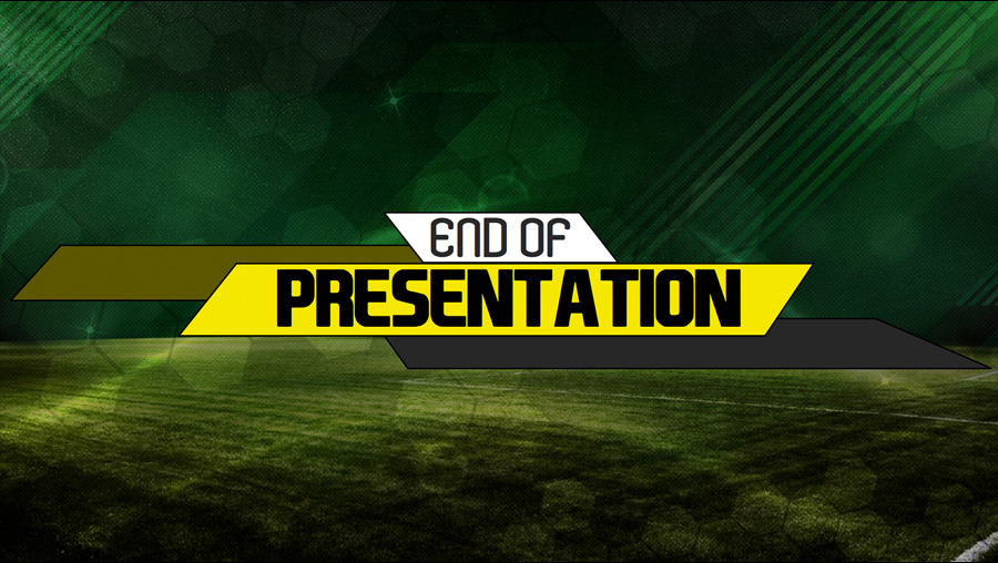 Soccer Keynote Template by SlideMaster GraphicRiver