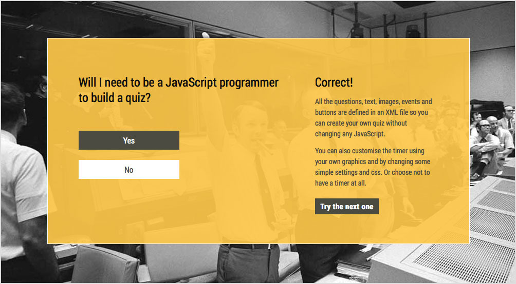Multiple Choice Quiz Engine by Escript CodeCanyon