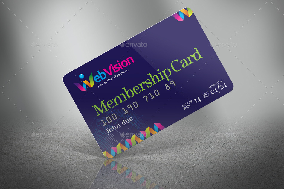 free membership cards - Onwebioinnovate