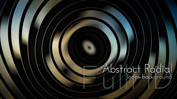 Radial Circles Animation by cinema4design VideoHive - animation circles