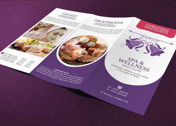 Spa Brochure Template Health-And-Beauty-Spa-Brochure-Template - spa brochure