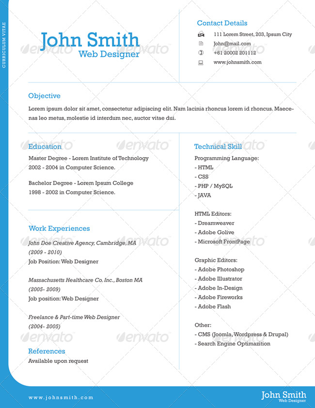 professional one page resume - Goalgoodwinmetals