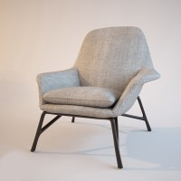 Minotti Prince Armchair by Javidway | 3DOcean
