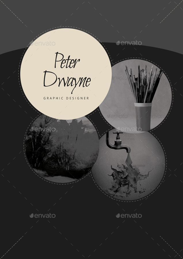 professional cover pages templates - Romeolandinez