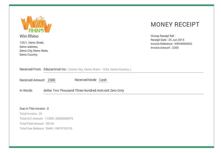 Wilylab Invoice  Recurring \ Multiple Company Invoice by onazio - company invoices