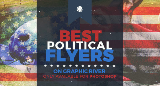 Best Political Flyer Templates on GraphicRiver