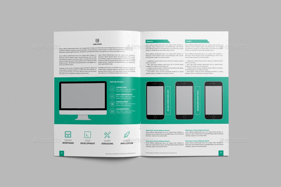 Web Design Proposal by ncuz GraphicRiver - design proposal