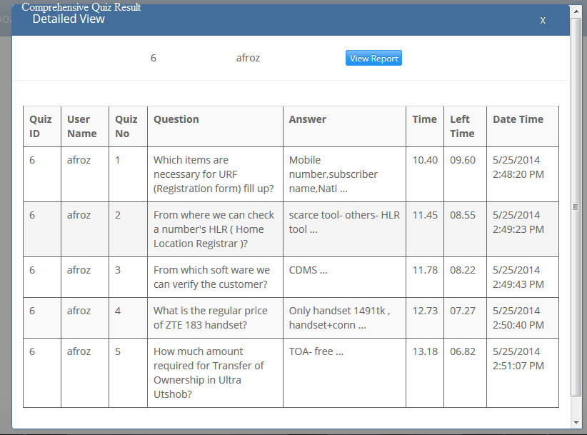 Online quiz template bootstrap template 2018 - online quiz templates