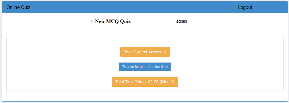 Online Quiz Templates - Bestproud - online quiz templates