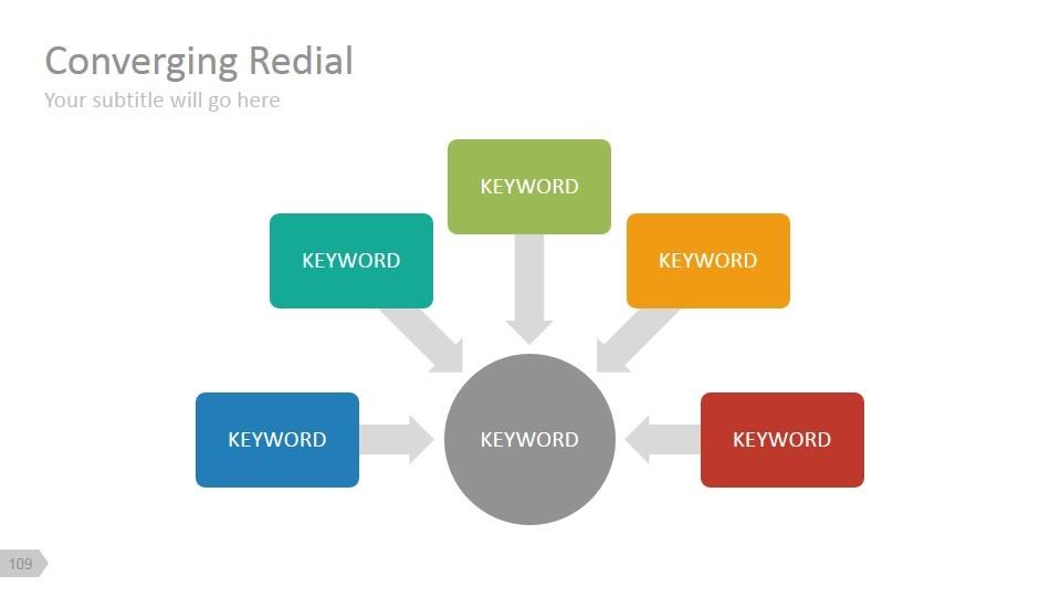 SmartArt Library PowerPoint Presentation Template by rojdark - smartart powerpoint template
