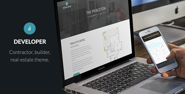Developer - Builder, Contractor, Developer WP Theme by PixelGrapes