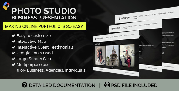 HTML5 Presentations from CodeCanyon
