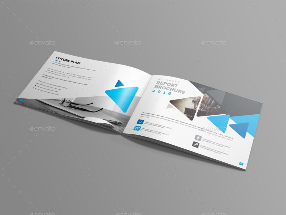 Landscape Brochure by generousart GraphicRiver