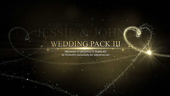 Wedding by Dimka4D VideoHive - wedding template