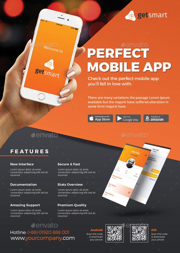 mobile flyer maker