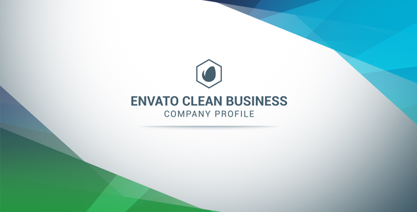 Clean Business Company Profile by AdamFamily VideoHive