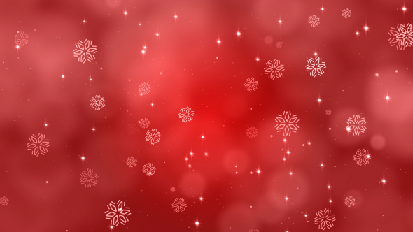 Christmas Background by Nuwanhaha VideoHive - christmas background image
