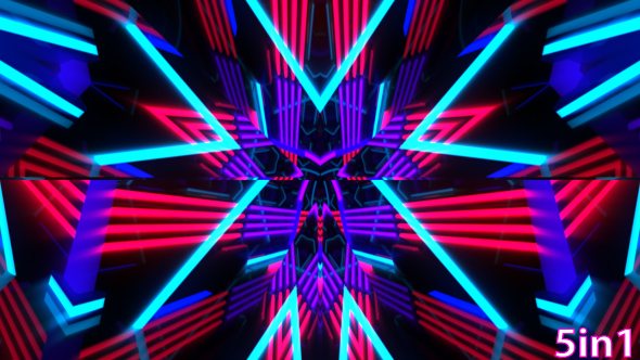 3d Moving Wallpapers City Lights Neon Background Lights By Blujewelstudios Videohive