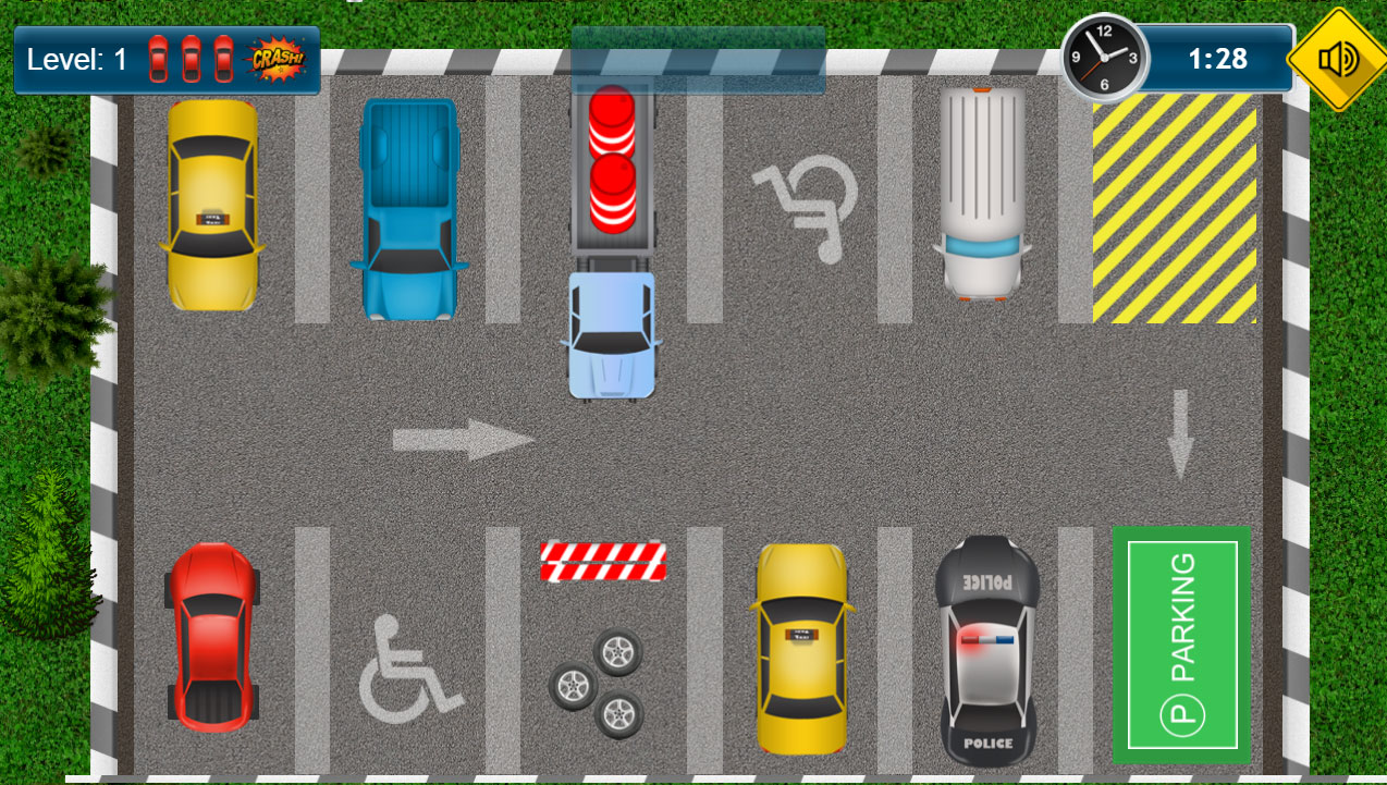 S2 Car Parking Parking Game Html5 Car Park Game Capx Included