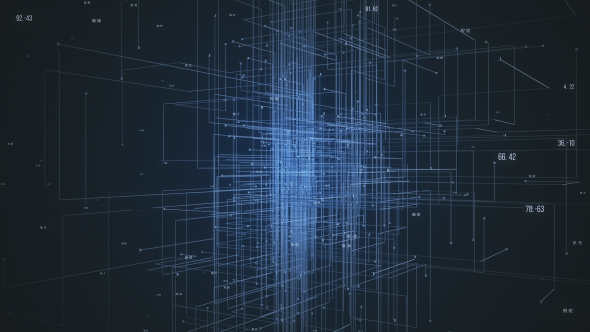 Abstract Network Background HD by rodionova VideoHive - background hd
