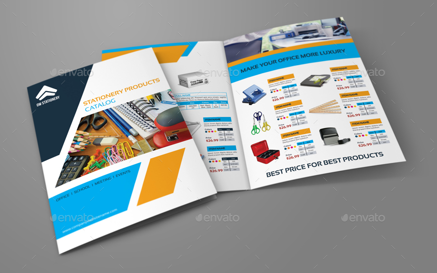 product brochure samples - Apmayssconstruction