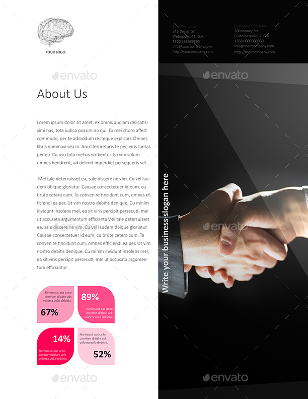 web design proposal letter xv-gimnazija