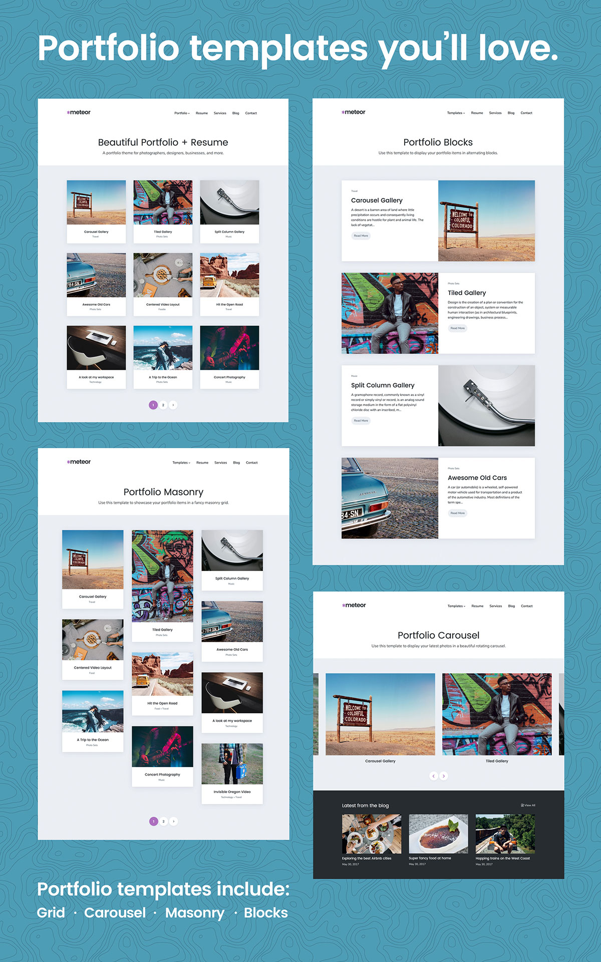 tumblr free resume templates