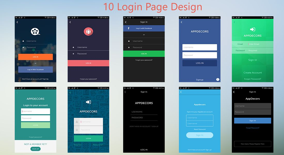 Android Starter Template by InnowityStudio CodeCanyon - android template
