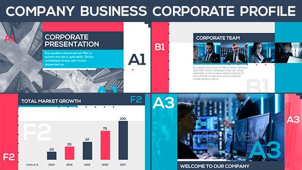 Company Business Corporate Profile by sorok7 VideoHive