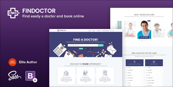 HTML Fitness, Health  Beauty Website Templates from ThemeForest