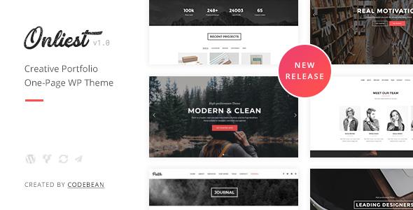 Download Free WordPress Themes on ThemeForest - best free wordpress templates