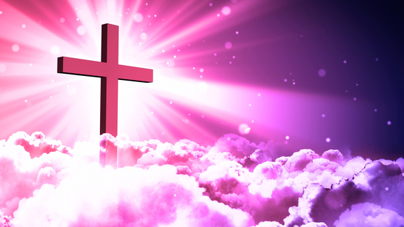 Inspirational Quote Wallpaper For Computer Holy Cross In Heaven By Fxboxx Videohive