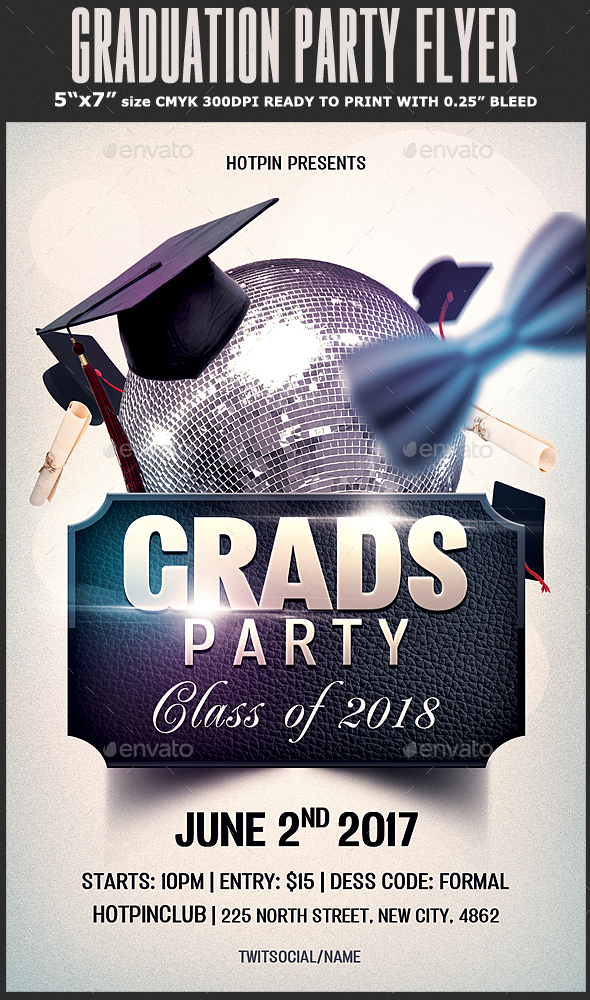 prom flyer templates - Selol-ink