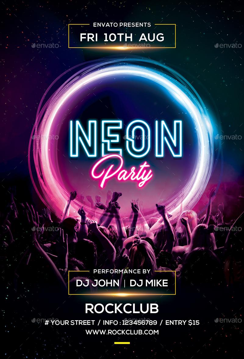 party flyer designer