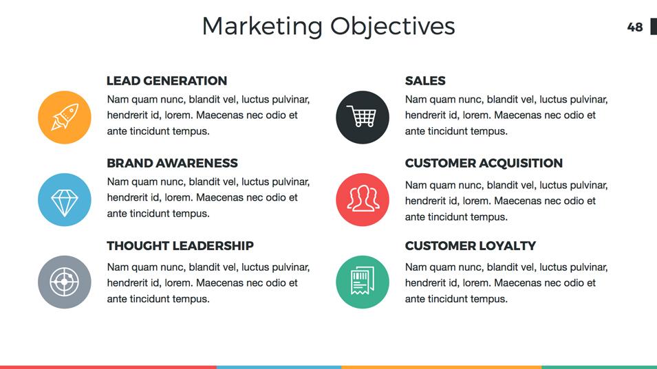 Marketing Plan - Keynote Presentation Template by Jetz GraphicRiver