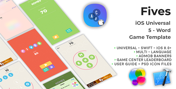 IOS Game Templates from CodeCanyon